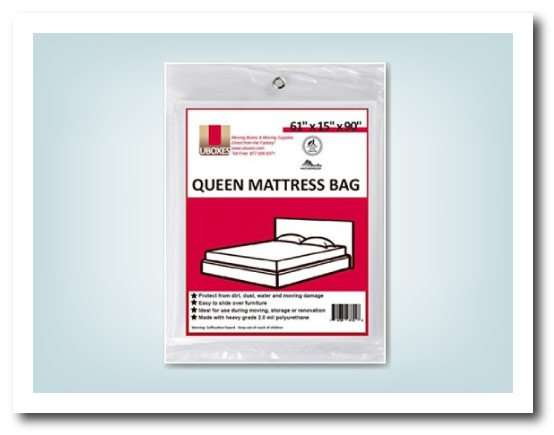 Queen Mattress Cover Image
