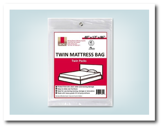 Twin Mattress Cover Image