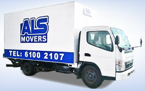Singapore mover